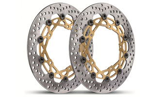 Kit disques SuperSport Brembo
