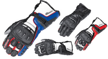 Gants racing kangourou Held 2224